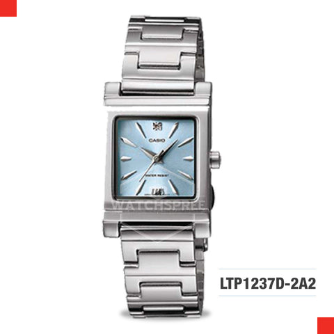 Casio Ladies Watch LTP1237D-2A2