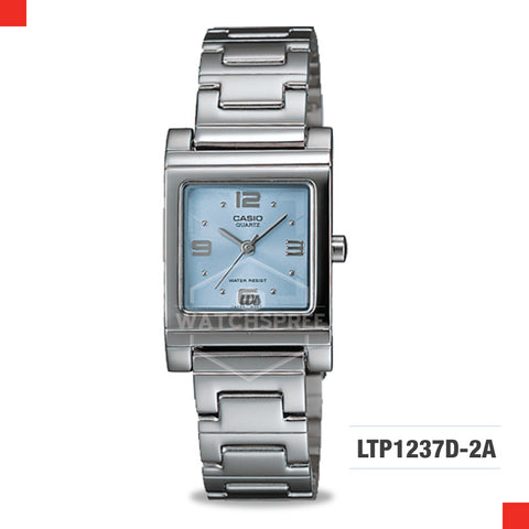 Casio Ladies Watch LTP1237D-2A