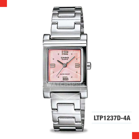 Casio Ladies Watch LTP1237D-4A
