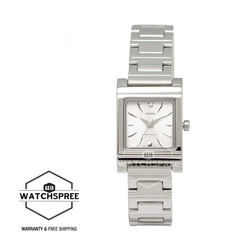 Casio Standard Analog Stainless Steel Watch LTP1237D-7A2