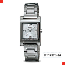 Load image into Gallery viewer, Casio Ladies Watch LTP1237D-7A