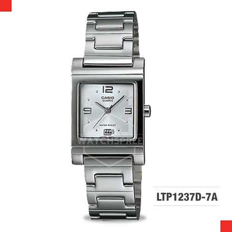 Casio Ladies Watch LTP1237D-7A