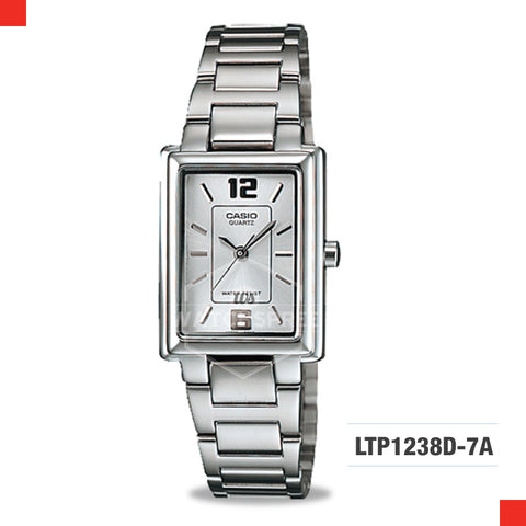 Casio Ladies Watch LTP1238D-7A