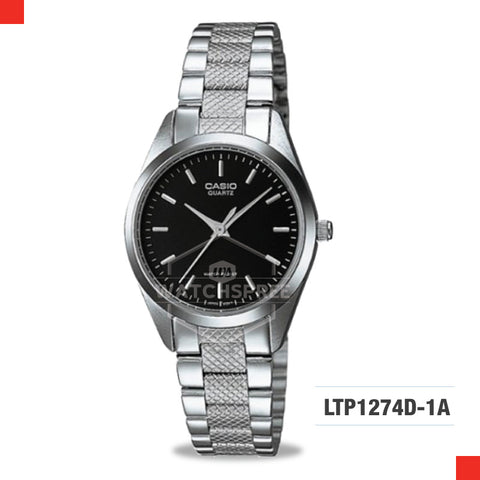 Casio Ladies Watch LTP1274D-1A