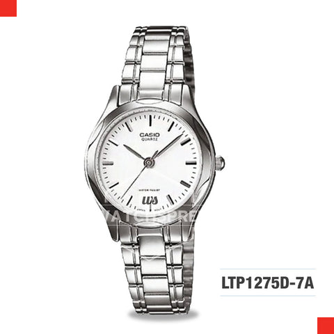 Casio Ladies Watch LTP1275D-7A