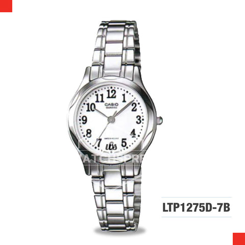 Casio Ladies Watch LTP1275D-7B