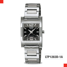 Load image into Gallery viewer, Casio Ladies Watch LTP1283D-1A