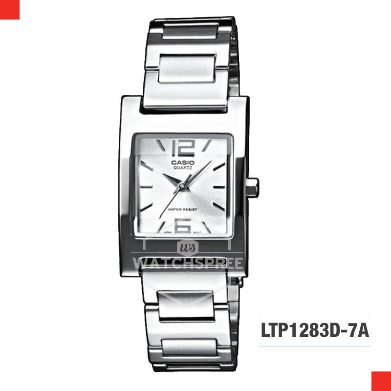 Casio Ladies Watch LTP1283D-7A