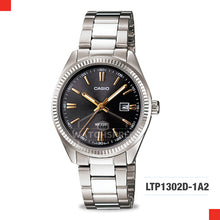 Load image into Gallery viewer, Casio Ladies Watch LTP1302D-1A2