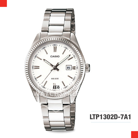 Casio Ladies Watch LTP1302D-7A1