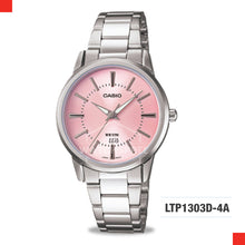 Load image into Gallery viewer, Casio Ladies Watch LTP1303D-4A