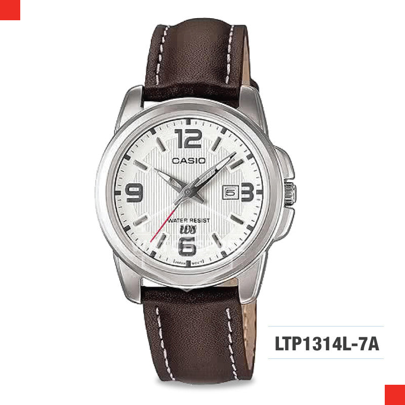 Casio Ladies Watch LTP1314L-7A