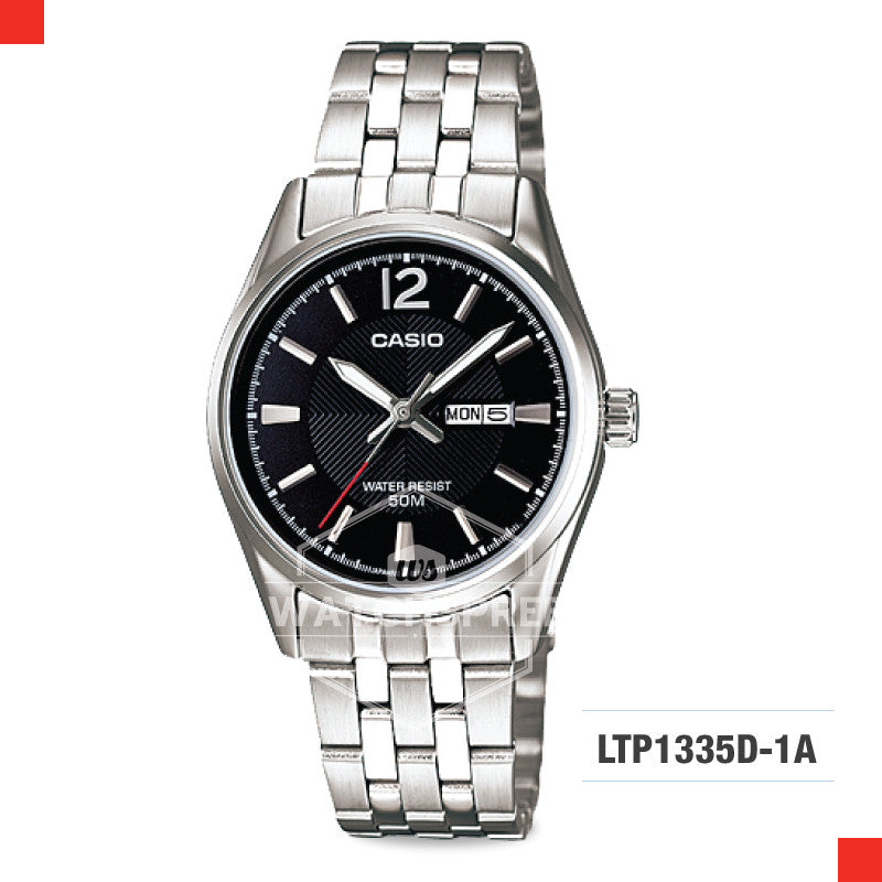 Casio Ladies Watch LTP1335D-1A