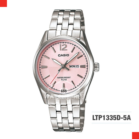Casio Ladies Watch LTP1335D-5A