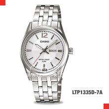 Load image into Gallery viewer, Casio Ladies Watch LTP1335D-7A