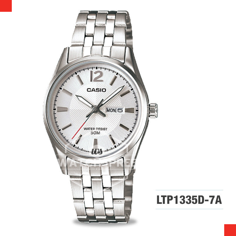 Casio Ladies Watch LTP1335D-7A
