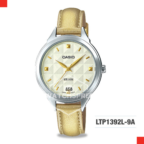 Casio Ladies Watch LTP1392L-9A