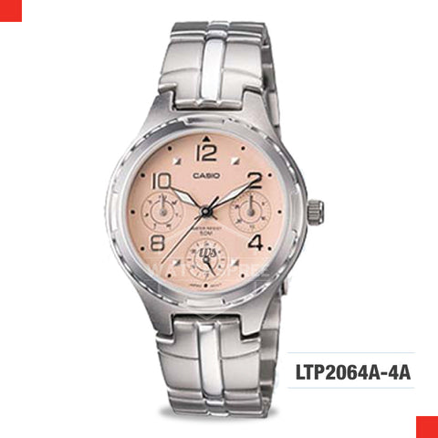 Casio Ladies Watch LTP2064A-4A