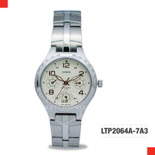 Load image into Gallery viewer, Casio Ladies Watch LTP2064A-7A3