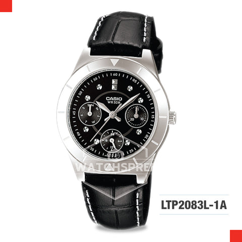 Casio Ladies Watch LTP2083L-1A