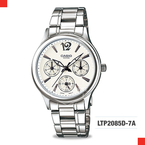 Casio Ladies Watch LTP2085D-7A
