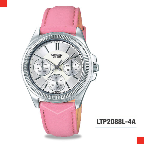 Casio Ladies Watch LTP2088L-4A