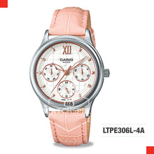 Load image into Gallery viewer, Casio Ladies Watch LTPE306L-4A