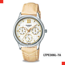 Load image into Gallery viewer, Casio Ladies Watch LTPE306L-7A