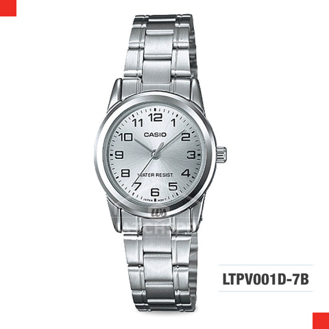 Casio Ladies Watch LTPV001D-7B