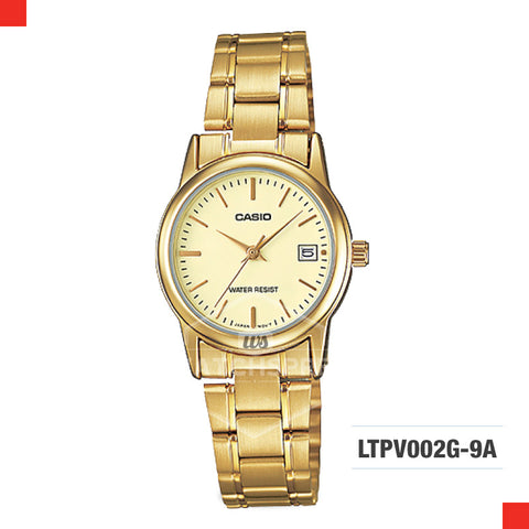 Casio Ladies Watch LTPV002G-9A