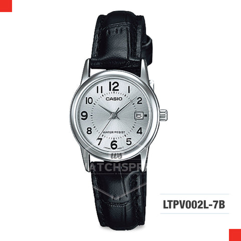 Casio Ladies Watch LTPV002L-7B