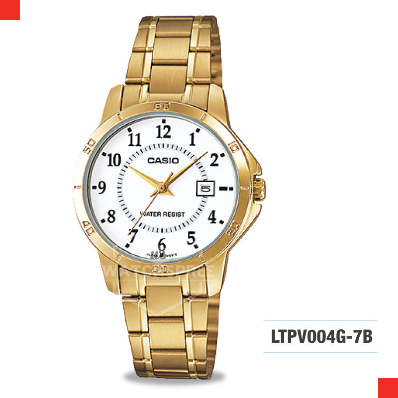Casio Ladies Watch LTPV004G-7B