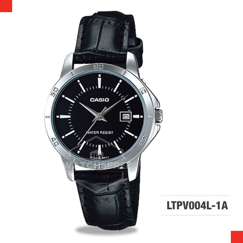 Casio Ladies Watch LTPV004L-1A