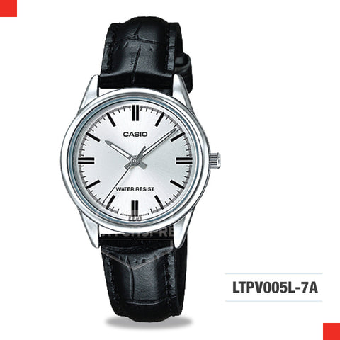 Casio Ladies Watch LTPV005L-7A