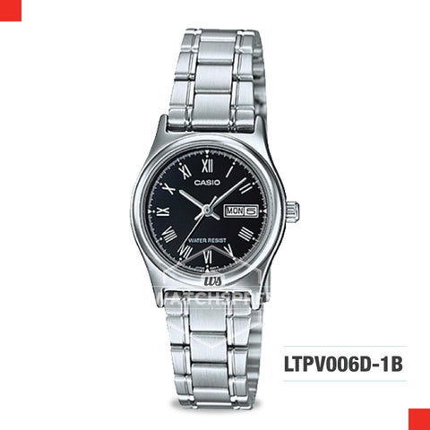 Casio Ladies Watch LTPV006D-1B