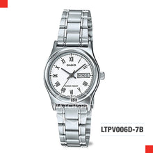 Load image into Gallery viewer, Casio Ladies Watch LTPV006D-7B