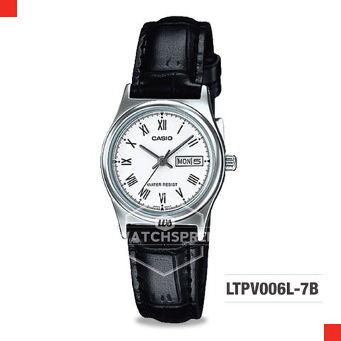 Casio Ladies Watch LTPV006L-7B