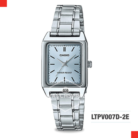 Casio Ladies Watch LTPV007D-2E