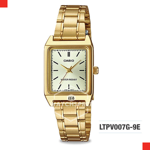 Casio Ladies Watch LTPV007G-9E