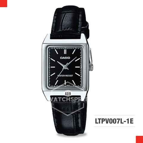 Casio Ladies Watch LTPV007L-1E