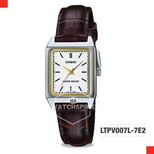Load image into Gallery viewer, Casio Ladies Watch LTPV007L-7E2