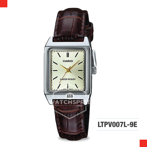 Casio Ladies Watch LTPV007L-9E
