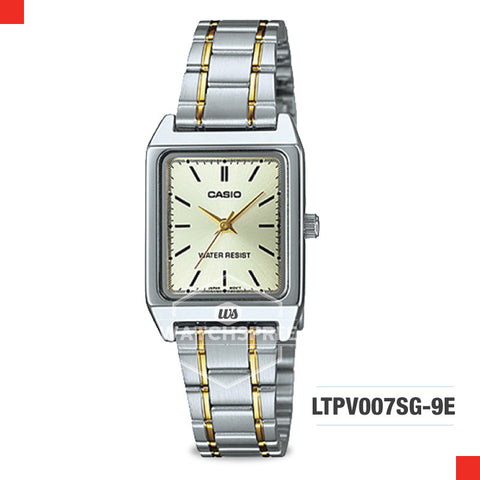 Casio Ladies Watch LTPV007SG-9E