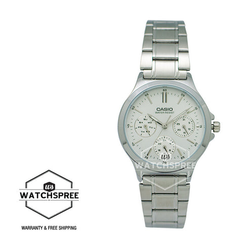 Casio Ladies Watch LTPV300D-7A