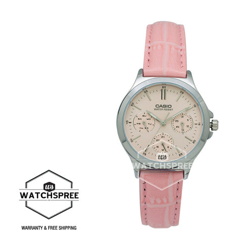 Casio Ladies Watch LTPV300L-4A
