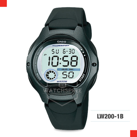 Casio Watch LW200-1B
