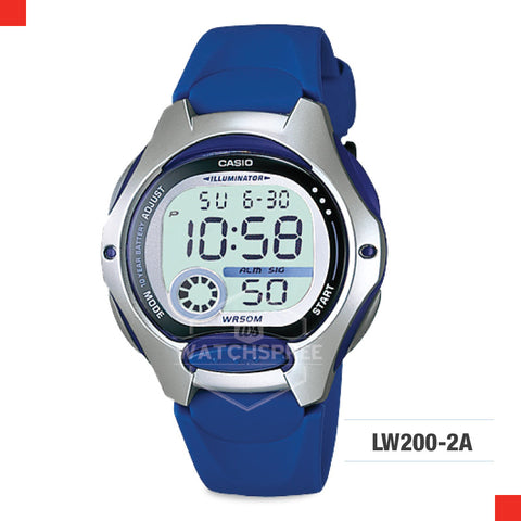 Casio Watch LW200-2A