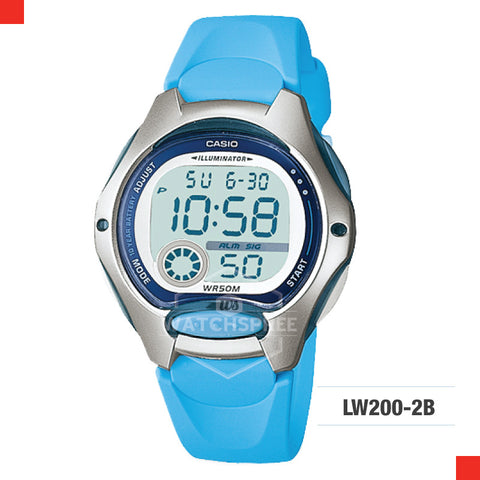 Casio Watch LW200-2B
