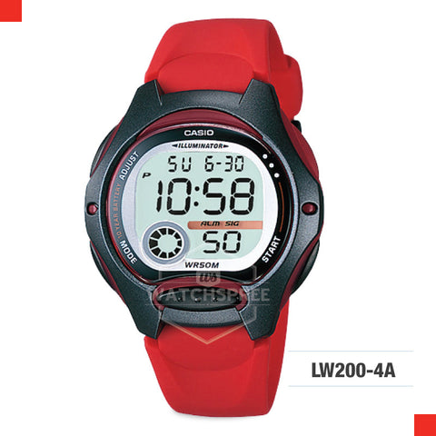 Casio Watch LW200-4A