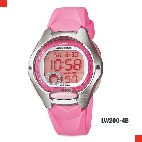 Casio Watch LW200-4B